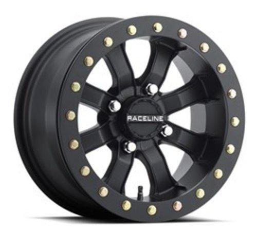 Raceline Raceline -Mamba Blackout Beadlock 14x7 4/137 5+2