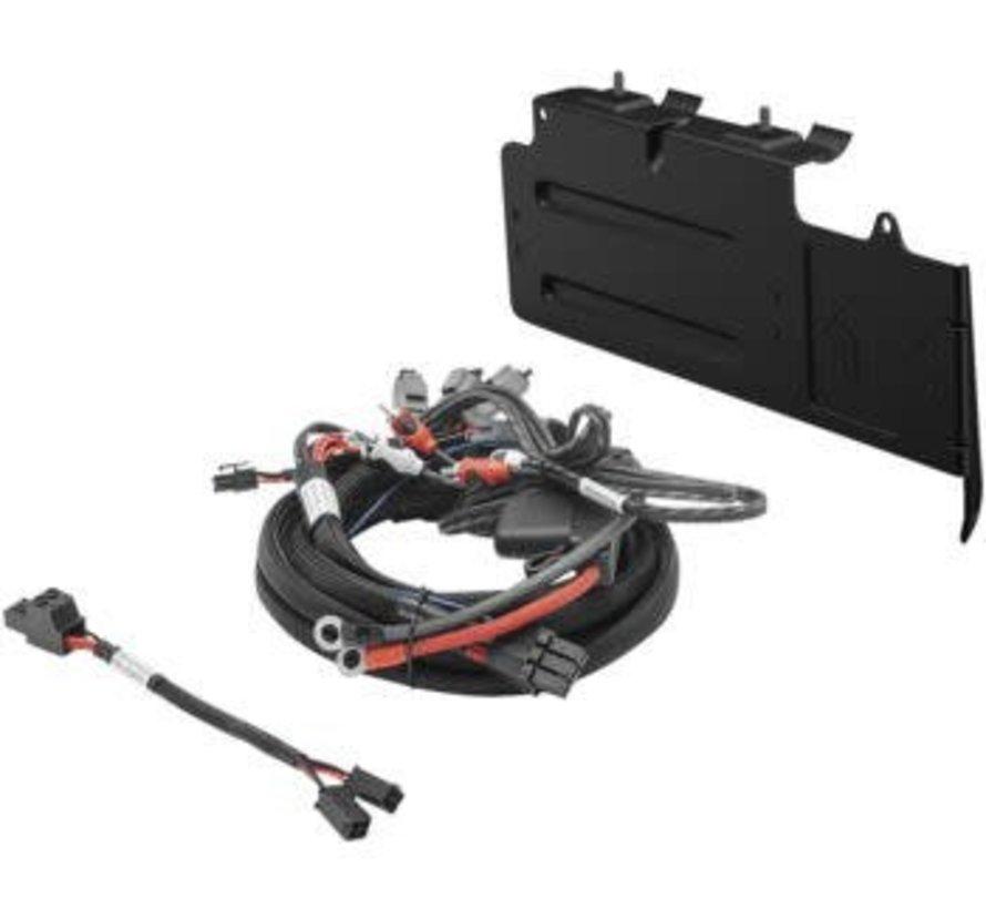 Rockford Fosgate - X3 8 AWG AMP Kit