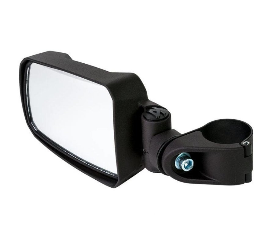 Seizmik - Pursuit Side View Mirror (Pair – Cast Aluminium)
