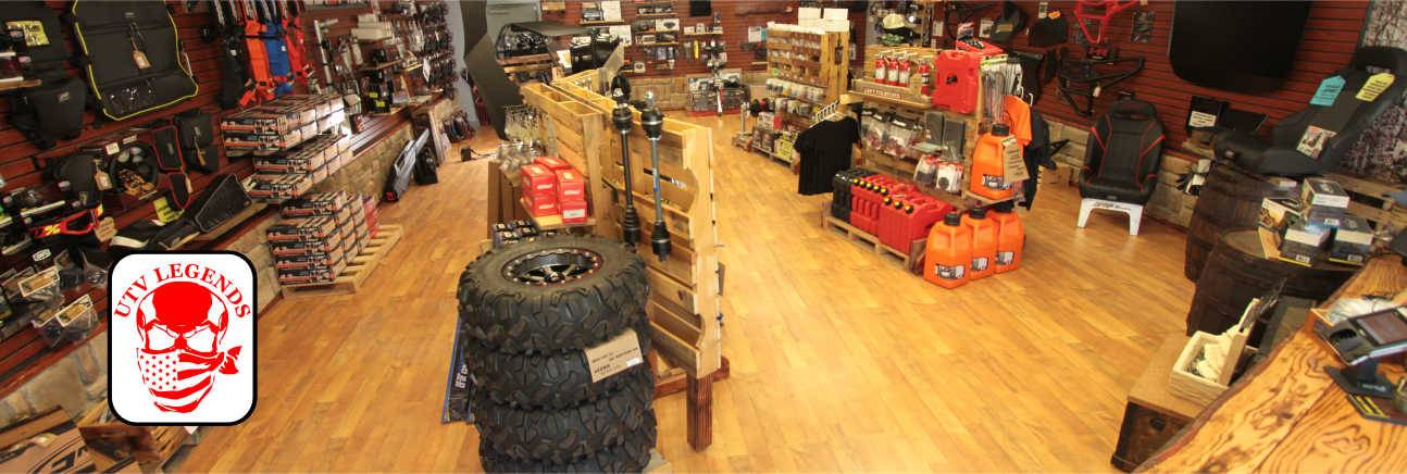 SxS Aftermarket Parts...  FREE SHIPPING ON MOST ORDERS OVER $100