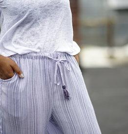 Sara Studio Wide Leg Gauze Pants