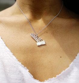Zoli Jewelry Crook Point Bridge Necklace