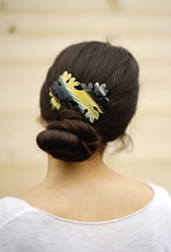 French Atelier Leaf Volume Barrette