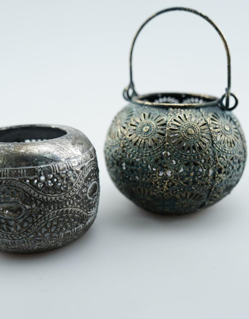 World Buyers Metal Lantern
