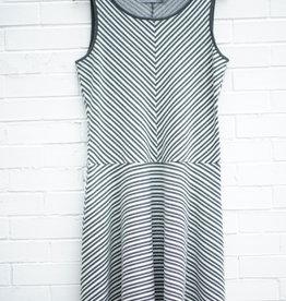 209 Wst Stripe Tank Dress