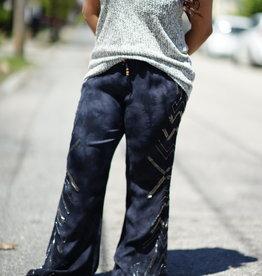 Chaser Beaded Boho Pants