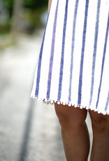 The JetSet Diaries The Striped Dress