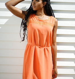 Molly Bracken Coral Dress