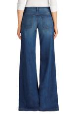J Brand TBR J Brand Lynette Wide Leg Trouser Jeans 080119