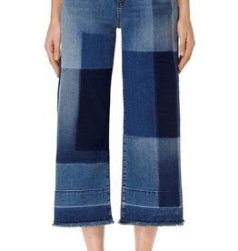 J Brand J Brand Jeans Liza Patchwork Coulottes
