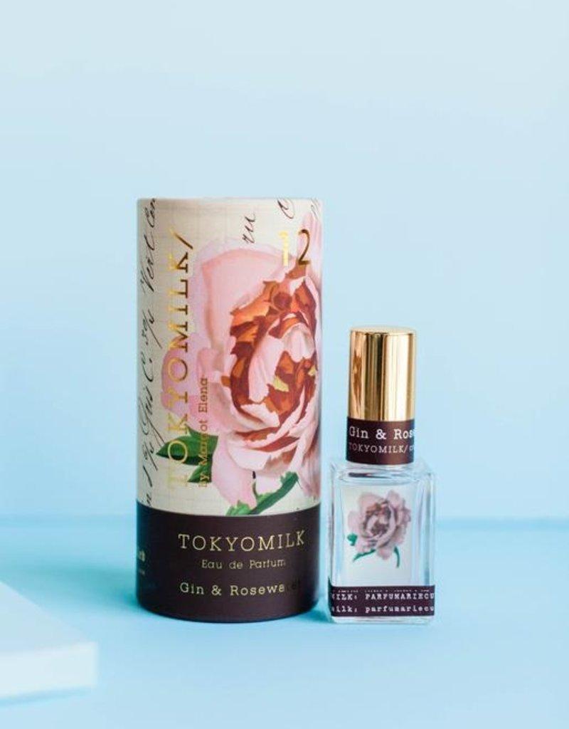 Tokyo Milk Tokyo Milk Gin & Rosewater 12