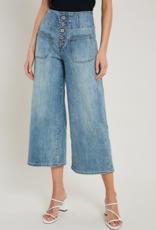 Wishlist Wide Leg Denim Pants