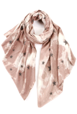 LIB Space and Star Scarf
