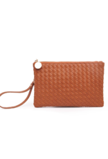 Urban Expressions Woven Wristlet