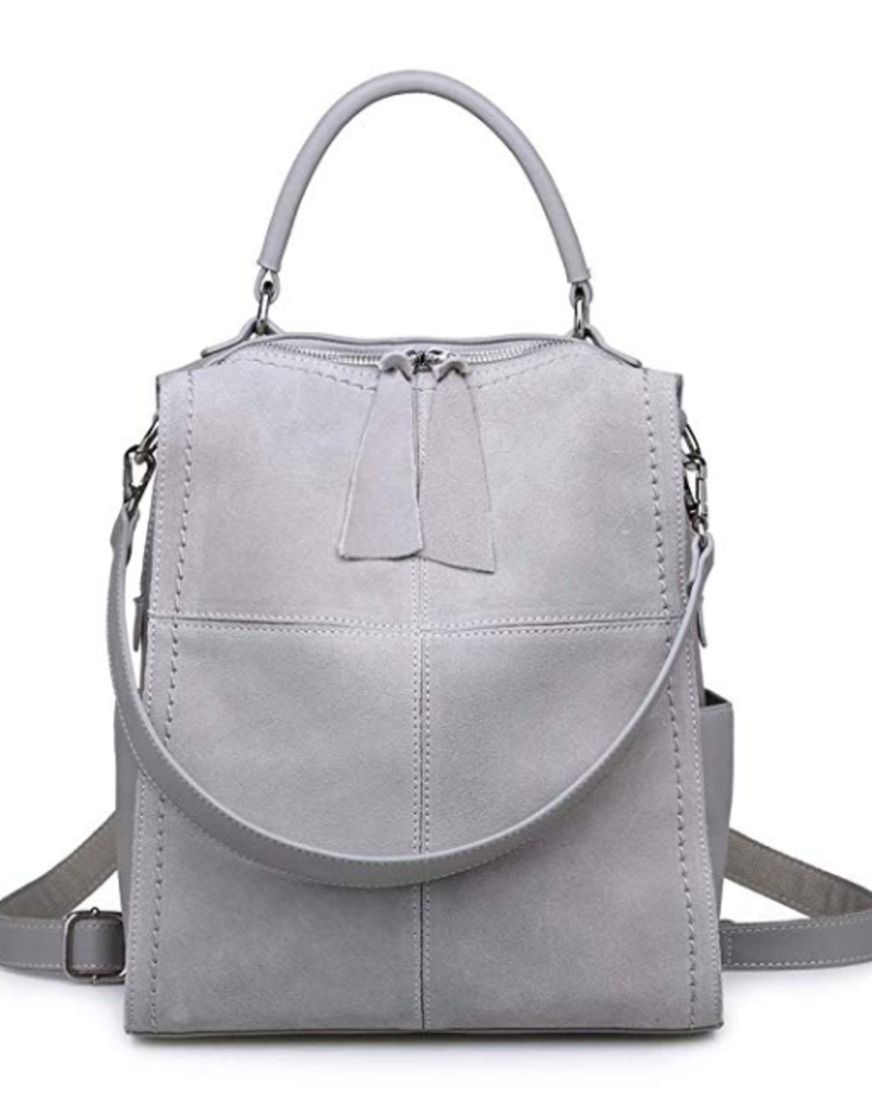 Moda Luxe Convertible Crossbody Backpack