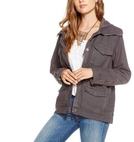 Chaser Hooded Lined Jacket