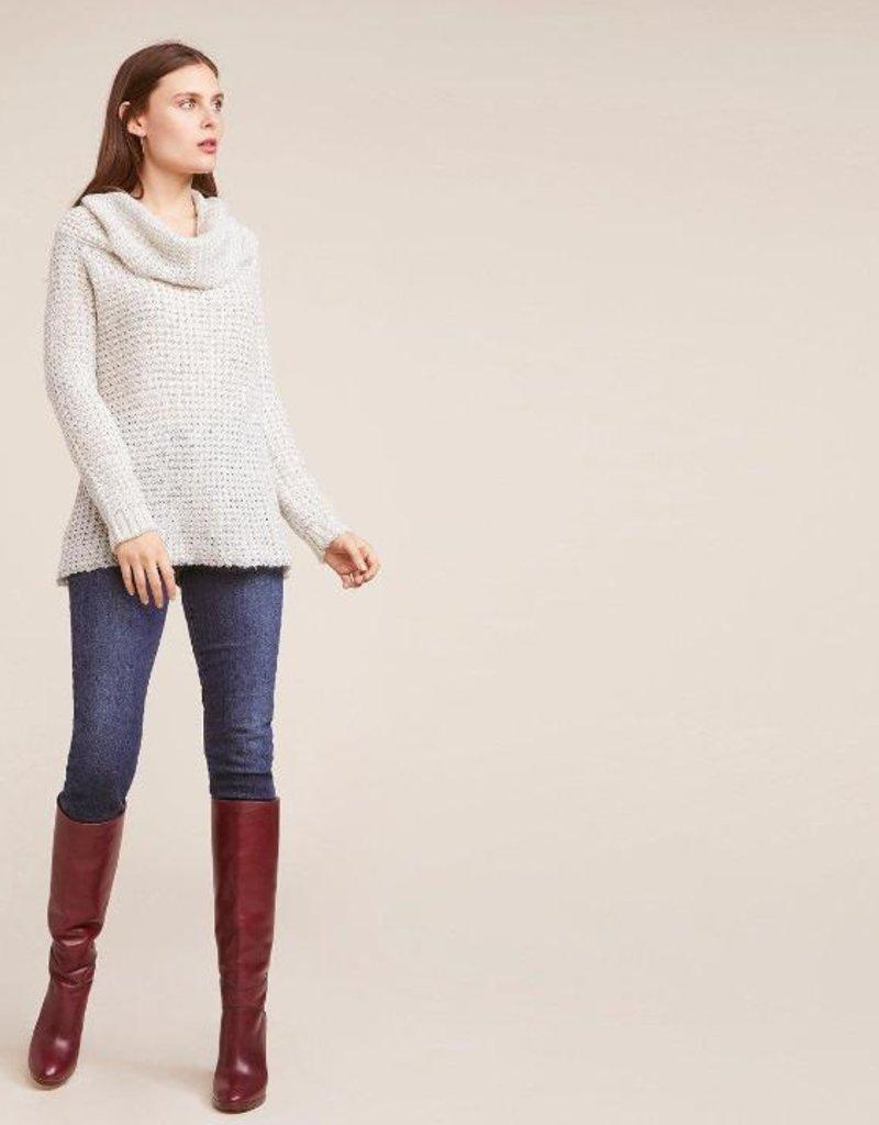 BB Dakota Heather Grey Sweater
