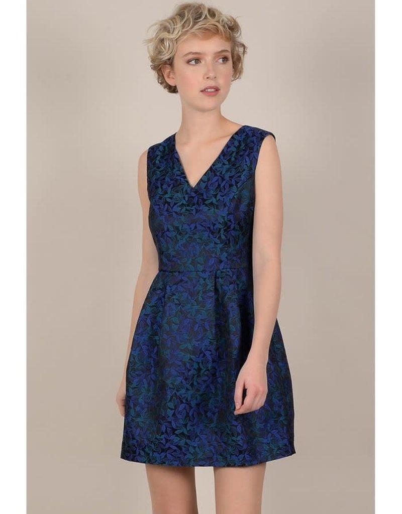 Molly Bracken V Neck Floral Dress