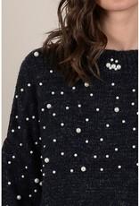 Molly Bracken Pearl High Neck Sweater