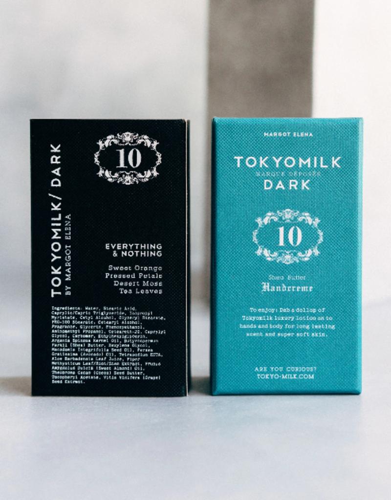 Tokyo Milk TokyoMilk  Everything & Nothing Handcreme