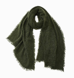 Look Raw Fringe Scarf