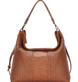 MMS Laser Cut Shoulder Bag