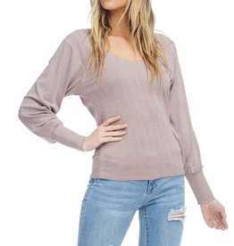 Anama Bishop Sleeve Long Sleeve Shirt