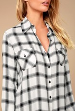 BB Dakota Plaid Button Down Shirt