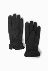 Look By M Shirring Puffer Gloves