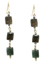 Blue Suede Jewels Amethyst Drop Earring