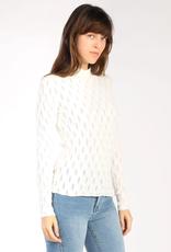 Current Air Geometric Lightweight Sweater