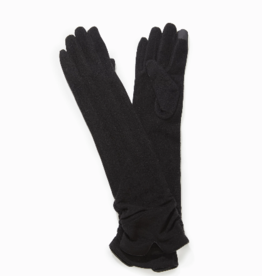 Look By M Classic Long Gloves