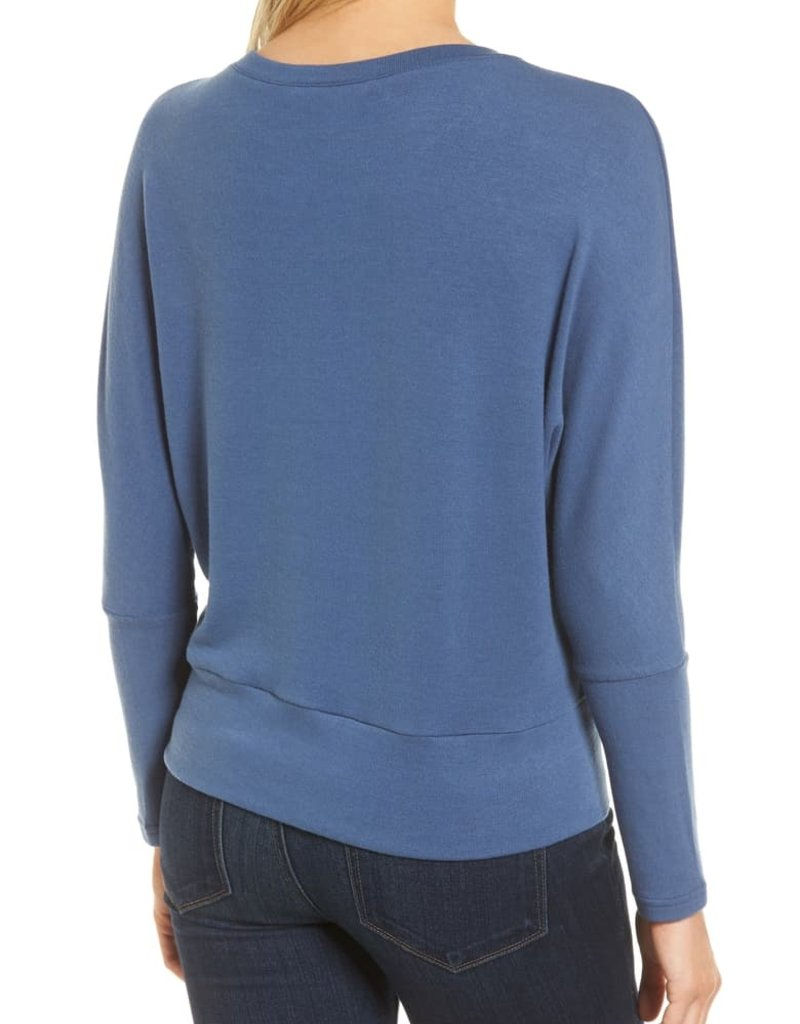 Cupcakes & Cashmere Charles Dolman Top