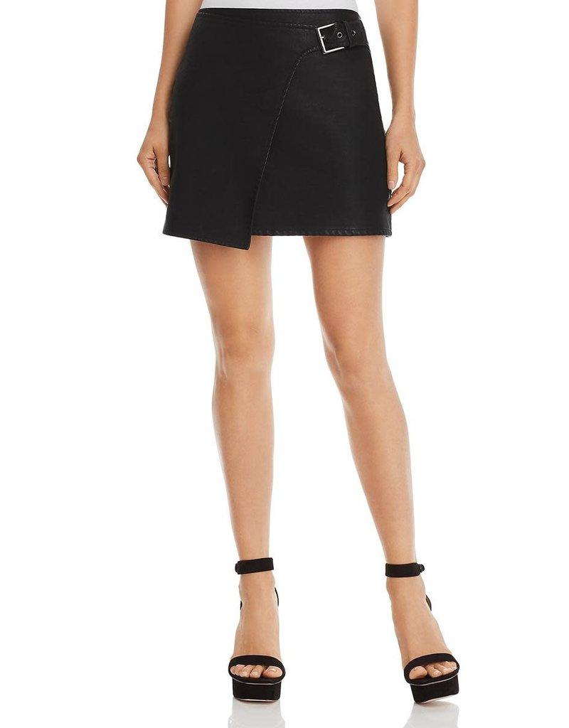 Jack Fashion Killa Faux Leather Skirt
