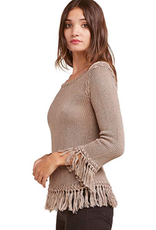 BB Dakota Young Wild and Free Sweater