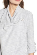 BB Dakota Knit Wrap CArdigan