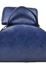 Virago Fashion Half Moon Satchel Bag
