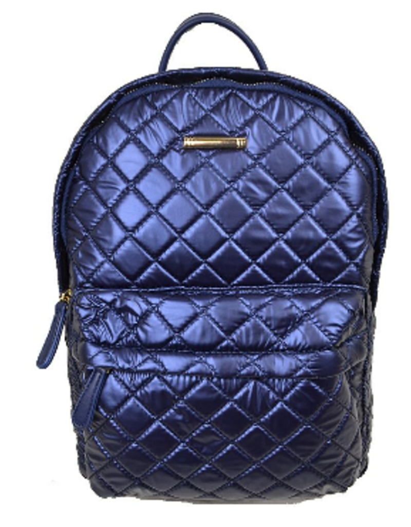 Alyssa Quilted Nylon Backpack