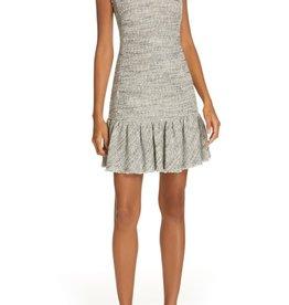 Rebecca Taylor Rebecca Taylor Tweed V-Neck Dress sz 6