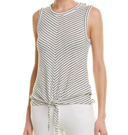 BB Dakota Rosanna Chevron Stripe Tank