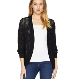 BB Dakota Valarie Black Cardigan