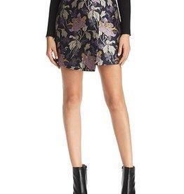 Vero Moda Freya Brocade Skirt
