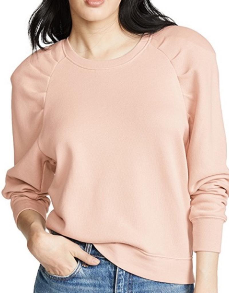 Joie Joie Korbyn Pink Sweatshirt XS