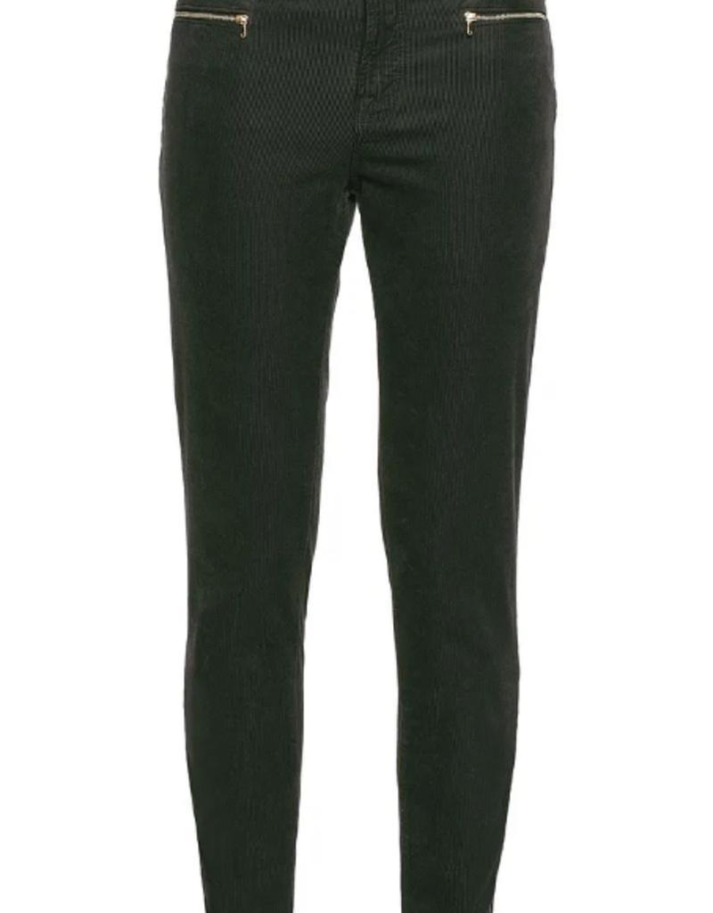 J Brand Iselin Green Corduroy Pants