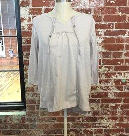 Neon Buddha 3/4 Sleeve Pullover