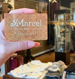 J Marcel $25 Gift Card