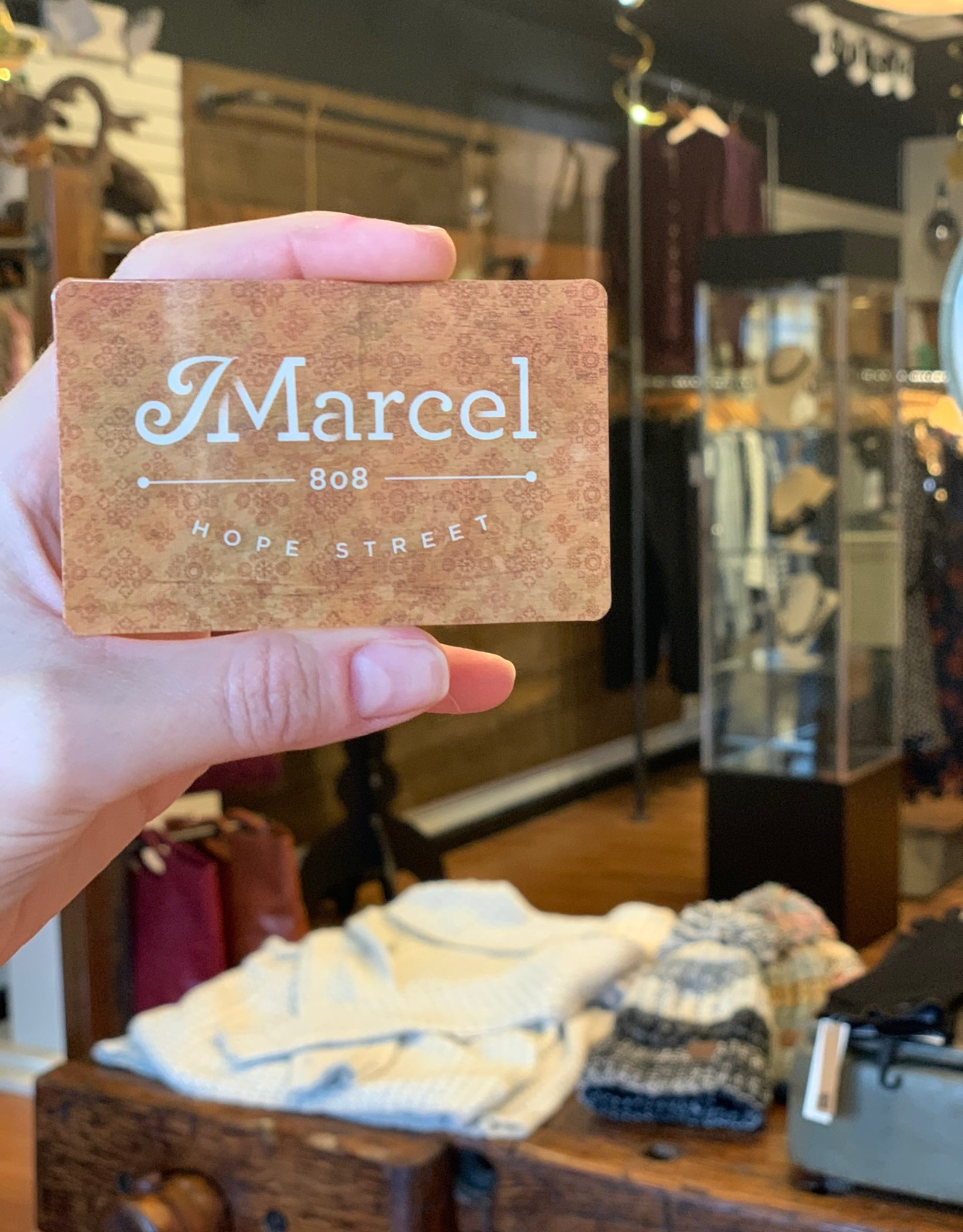 J Marcel $100 Gift Card