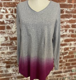 Neon Buddha Wellness Ombre Top