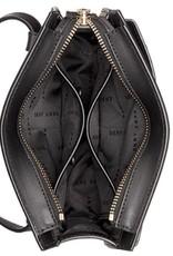 DKNY DKNY Smoke Leather Belt Bag Black with Logo