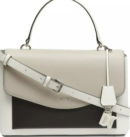 DKNY DKNY Lex Leather Top Handle Satchel